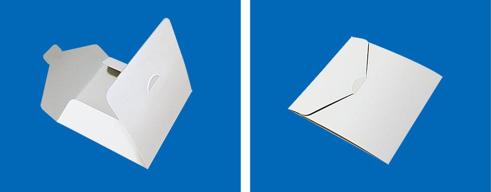 タトウ式パッケージの組立方2