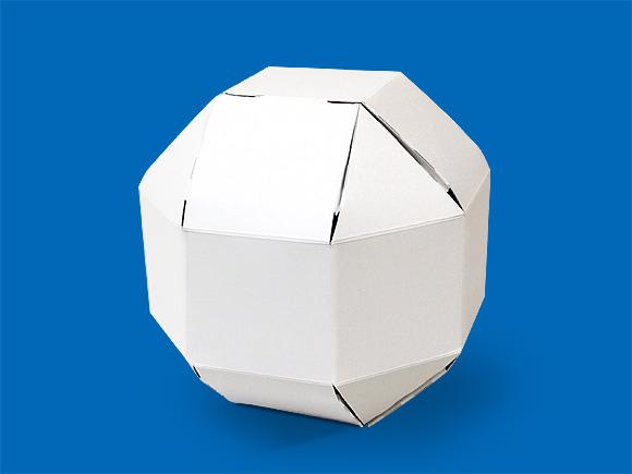 ボール型・球体の箱1